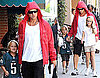 Photos of Ryan Phillippe, Deacon and Ava Phillippe in LA, Rumor He's Starring in MacGruber Movie