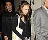 Photo Slide of Natalie Portman Leaving London's Nobu
