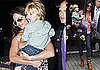 Photos of Sean Preston Spears Federline, Jayden James Spears Federline, Jamie Spears, Britney Spears in Denmark