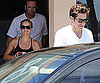 Photo Slide of Reese Witherspoon and Jake Gyllenhaal Leaving the Gym
