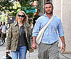 Photo Slide of Naomi Watts and Liev Schreiber on a Stroll in NYC