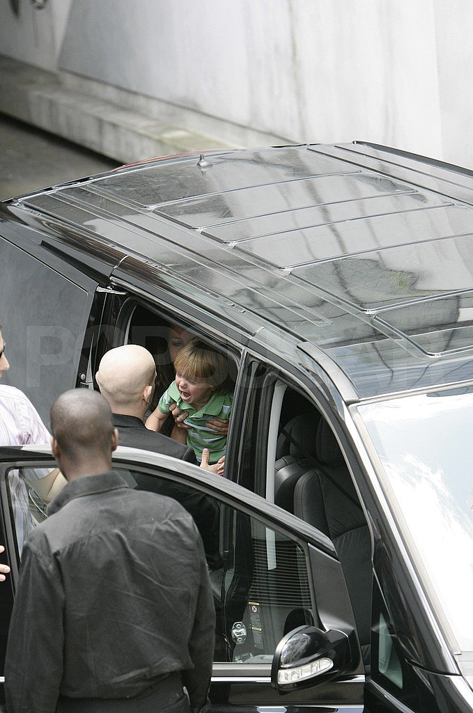 Photos of Britney Spears, Jayden James, Sean Preston in Paris
