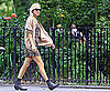 Photo Slide of Chloe Sevigny Walking in NYC