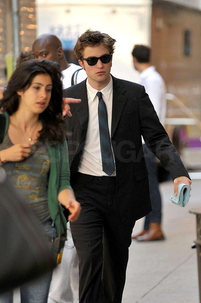 Photos of Robert Pattinson in NYC
