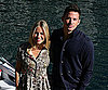 Slide Photo of Sienna Miller and Channing Tatum in Australia For GI Joe Press Conference