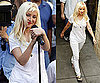 Photos of Christina Aguilera in White