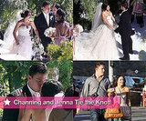 Photos of Channing Tatum and Jenna Dewan's Wedding