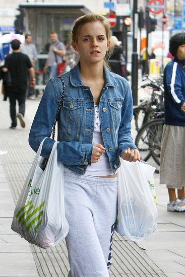 Photos of Emma Watson Grocery Shopping
