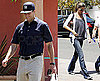Photos of Pregnant Gisele Bundchen and Tom Brady Running Errands in LA
