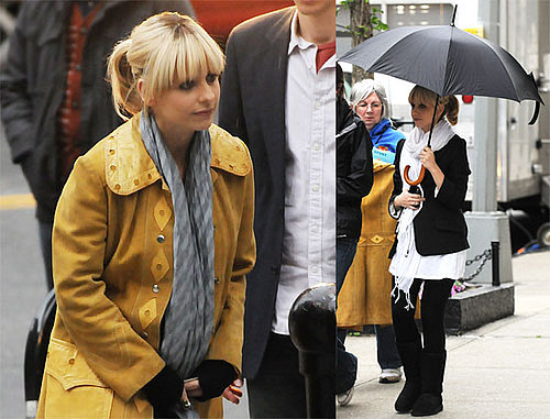 Photos of Pregnant Sarah Michelle Gellar Filming The Wonderful Maladys