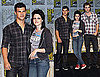 Photos of Twilight's Kristen Stewart, Robert Pattinson and Taylor Lautner Together at The 2009 Comic-Con in San Diego