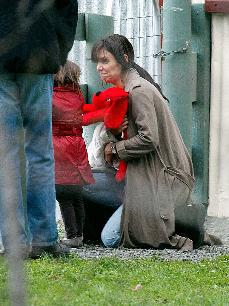 Photos of Katie Holmes and Suri in Australia