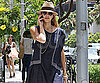 Photo Slide of Jessica Alba Shopping in LA