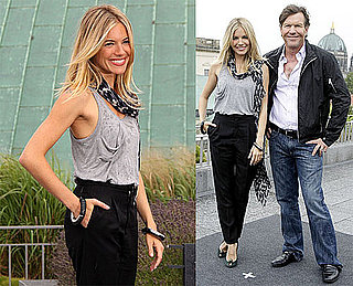 Photos of Sienna Miller, Channing Tatum and Dennis Quaid Promoting GI Joe in Berlin