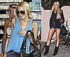 Photos of Lindsay Lohan in LA, Tweeting A Confirmation She's Joining Machete