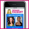 Introducing Celebrity and Fab Faceoff For Your iPhone!