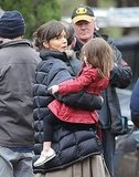 Photos of Katie Holmes and Suri Cruise in Melbourne