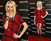 Photos of Taylor Momsen at Sephora Launch at Times Square in NYC