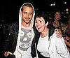 Slide Photo of Ryan Gosling Posing With Fan Outside of Bardot in LA
