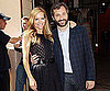 Slide Photo of Judd Apatow and Leslie Mann Before Live With Regis and Kelly
