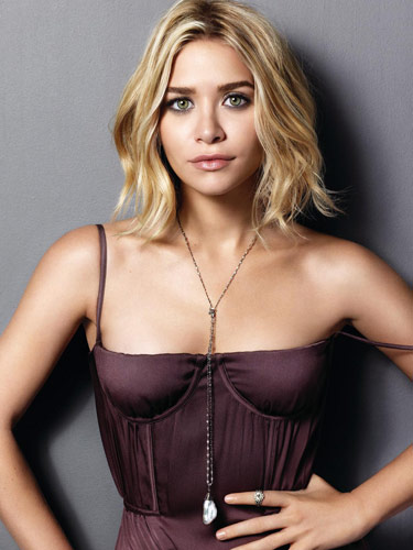 Photos of Ashley Olsen in Marie Claire September 2009