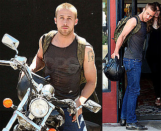 Photos of Sleeveless Ryan Gosling