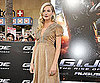Photo Slide of Sienna Miller at a GI Joe Premiere in NYC