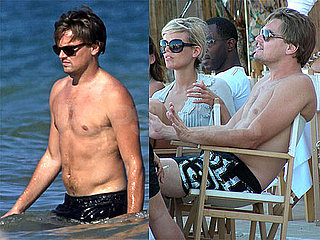 Photos of Shirtless Leonardo DiCaprio in Ibiza With New Girls