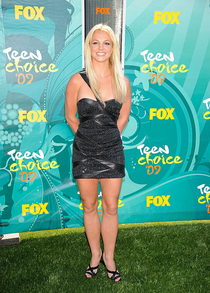 Photos of Britney Spears at Teen Choice Awards