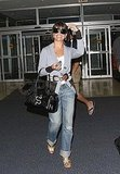 Photos of Paula Abdul at JFK