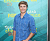 Slide Photo of Zac Efron at the Teen Choice Awards