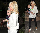 Photos of Gwen Stefani and Her Boys