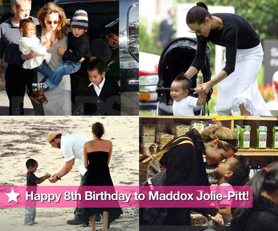 Happy Birthday Maddox!