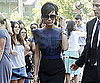 Photo Slide of Victoria Beckham in Boston to Film American Idol