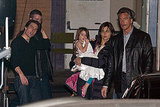 Photos of Tom Cruise, Katie Holmes, Suri Cruise in Australia