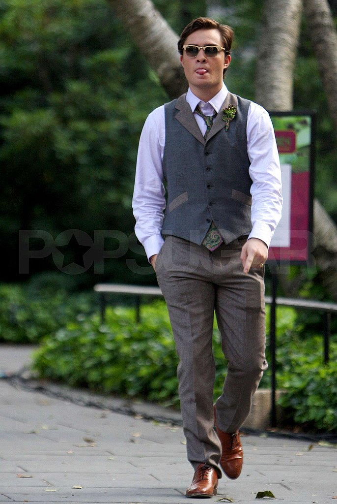 Photos of Gossip Girl Filming in Brooklyn