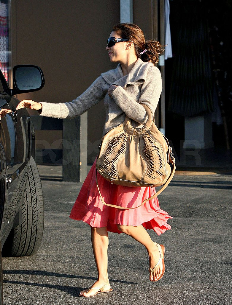 Photos of Eva Longoria in LA