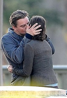 Photos of Leonardo DiCaprio, Ellen Page, and Marion Cotillard Filming Inception in Paris