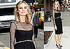 Photos of Diane Kruger on The Late Show