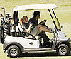 Slide Photo of LeAnn Rimes, Eddie Cibrian Out Together at Golf Course in Valencia