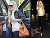 Photos of Blond Lindsay Lohan After Getting Robbed
