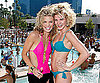 Slide Photo of AnnaLynne McCord in a Bikini in Vegas With Her Sister
