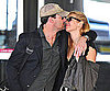 Photo Slide of Jon Hamm at LAX