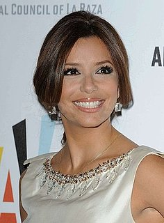 Photos of Eva Longoria Announcing the 2009 ALMA Award Nominees
