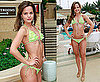 Photos of Mena Suvari in a Bikini in Vegas With Simone Sestito
