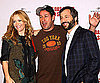 Photo Slide of Judd Apatow, Leslie Mann And Adam Sandler Promoting Funny People in Berlin