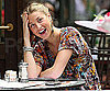 Slide Photo of Whitney Port Wearing Multiple ID Bracelets in NYC
