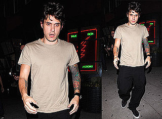 Photos of John Mayer in LA 2009-08-28 15:30:48