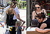 Photos of Angelina Jolie and Shiloh Jolie-Pitt in France
