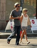 Photos of Jake and Reese in Venice